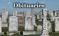 Link to Obituaries page