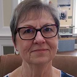 Sandra Allbery, Treasurer for Edmonds Historical Museum