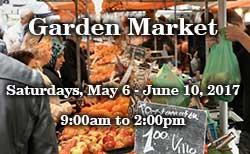 Edmonds Museum Garden Market